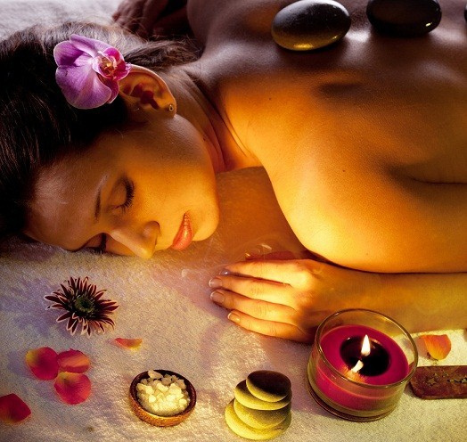 massage atmosphere