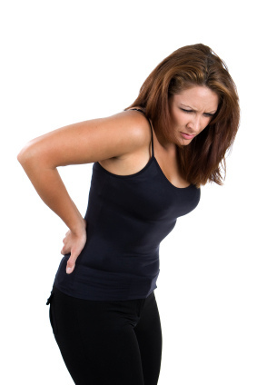 Back Pain - Can highly be corrected by remedial massage!